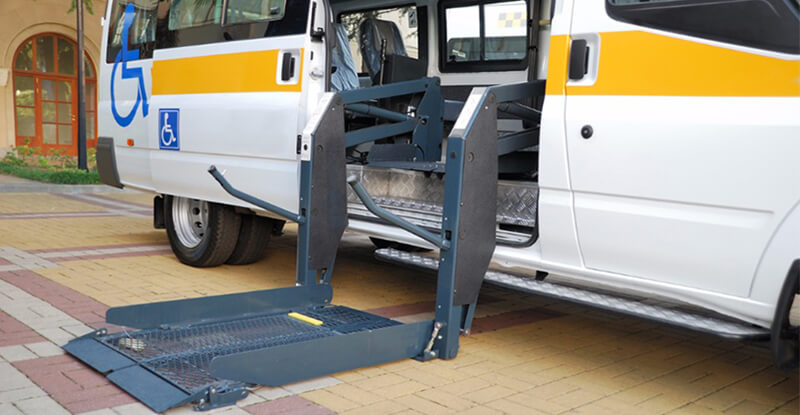 Learn 5 Necessary Factors About How Wheelchair Lifts for Truck Work