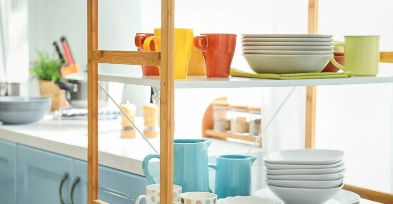 how to keep kitchen clean daily