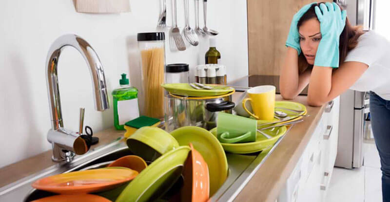 10 ways how to keep kitchen clean daily 7 tips for floor for How to keep the kitchen clean