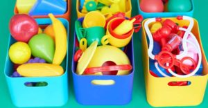 4 Steps For Creating A Toy Closet