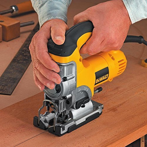 DeWALT DW331K Top-Handle Jigsaw
