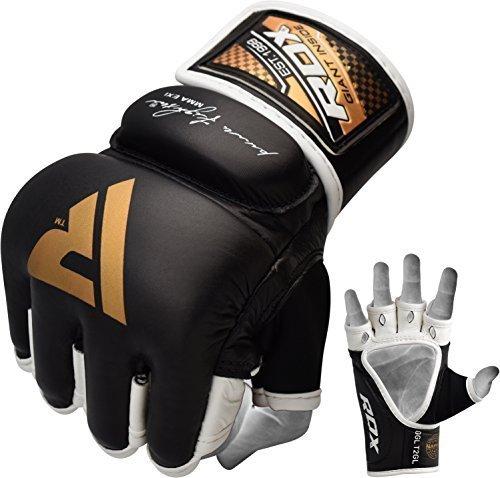 RDX MMA Gloves Grappling Martial Arts