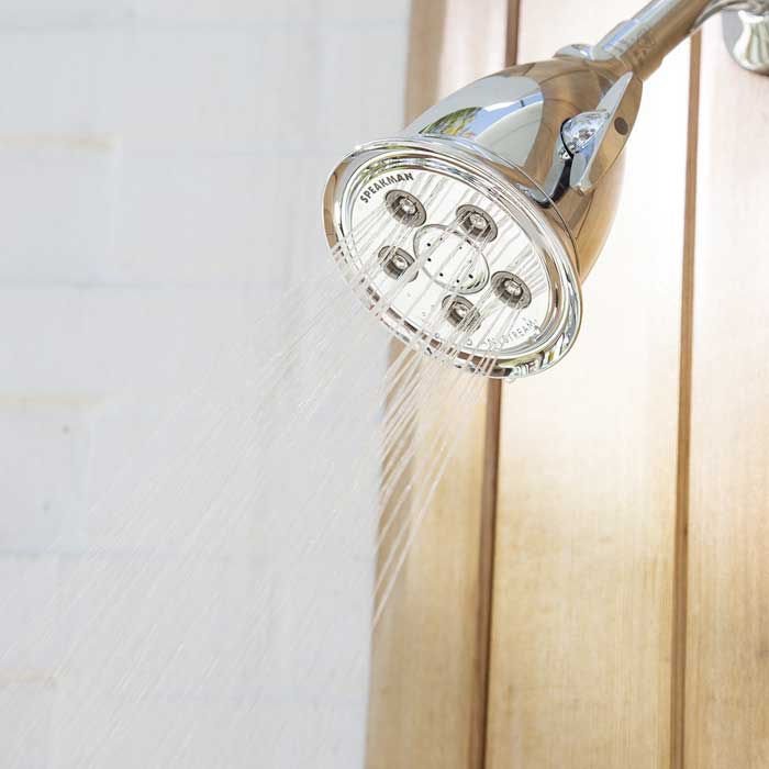 Speakman S-2005-HB Hotel Anystream Shower Head