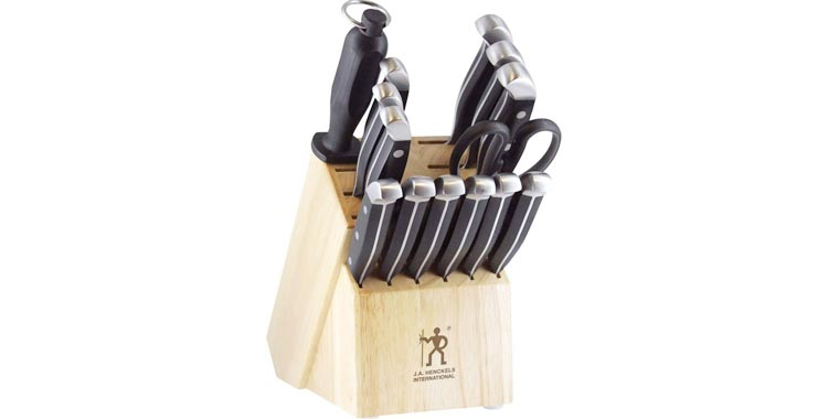 Henckels International Statement 15-Pc Knife Block Set