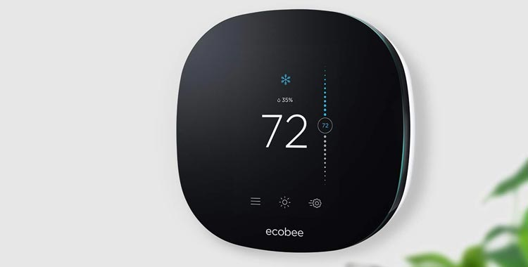 Ecobee Thermostat – The Premier One