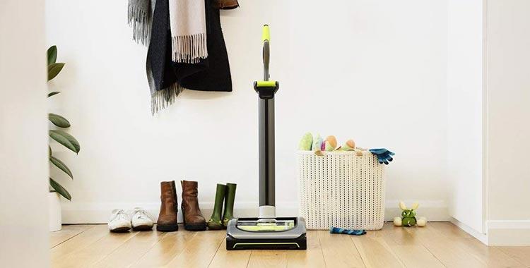 Bissel Cordless Vacuum 1984 Green Air Ram