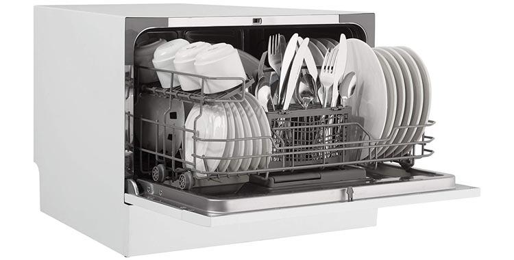 DELLA Compact Mini Dishwasher