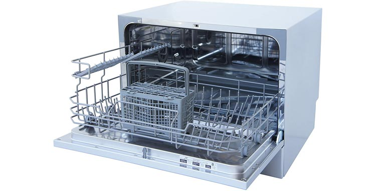 SPT SD-2213W Countertop Dishwasher