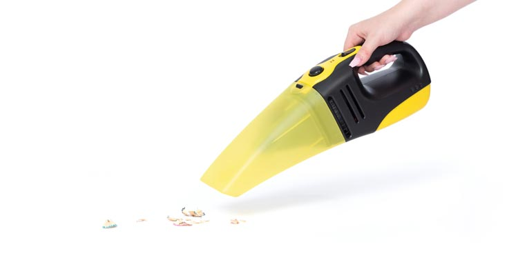 best battery operated vacuum cleaner