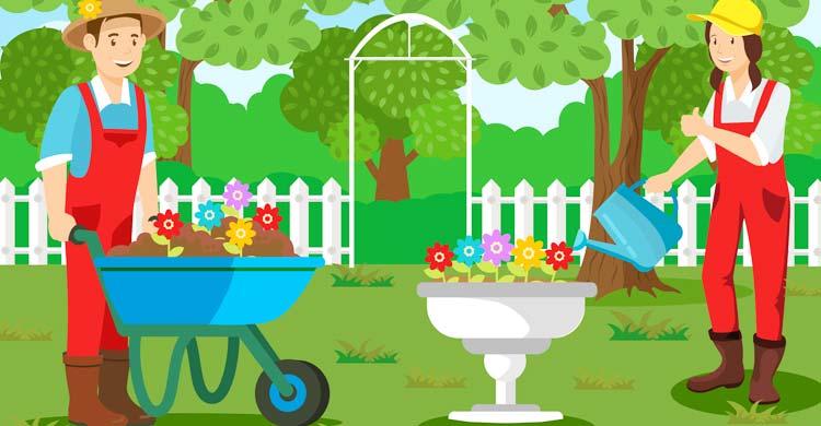 best garden wagon